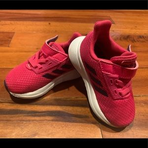 Pink Toddler Adidas